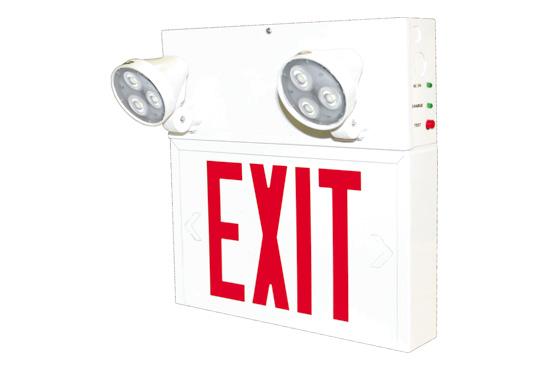 EX COMBO 12V72W 2X2.5W LED