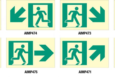 Rigid Directional Signs