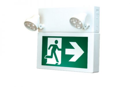 CRPSP-2 emergency lighting fixture