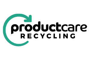 Product Care Recycling Logo