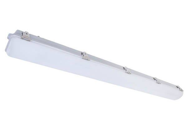 VPL4-L high bay is 4' luminaire ideal for a variety of industrial, commercial and residential applications that can be installed indoors or outdoors.